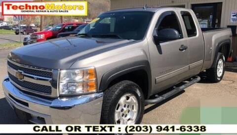2013 Chevrolet Silverado 1500 for sale at Techno Motors in Danbury CT