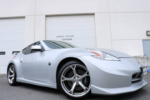 2012 Nissan 370Z for sale at Chantilly Auto Sales in Chantilly VA