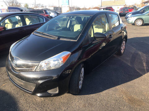 2012 Toyota Yaris for sale at Prospect Auto Mart in Peoria IL