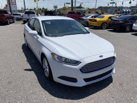 2016 Ford Fusion for sale at Sell Your Car Today in Fayetteville NC