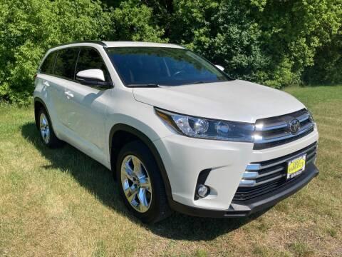 2018 Toyota Highlander for sale at M & M Motors in West Allis WI