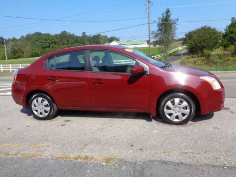 2007 Nissan Sentra for sale at Car Depot Auto Sales Inc in Seymour TN