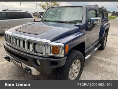 2009 HUMMER H3 for sale at Sam Leman Chrysler Jeep Dodge of Peoria in Peoria IL