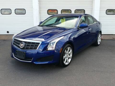 2013 Cadillac ATS for sale at Action Automotive Inc in Berlin CT