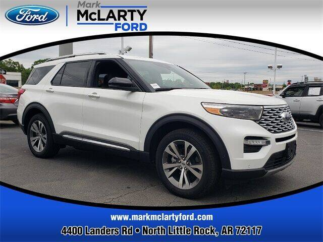 2020 Ford Explorer for sale in North Little Rock, AR