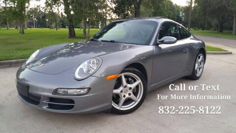 2005 Porsche 911 for sale at Houston Auto Preowned in Houston TX