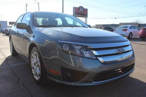 2011 Ford Fusion for sale at B & B Car Co Inc. in Clinton Twp MI