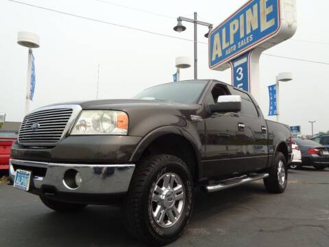 2007 Ford F-150 for sale at Alpine Auto Sales in Salt Lake City UT