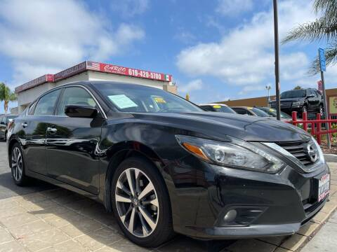 2016 Nissan Altima for sale at CARCO SALES & FINANCE in Chula Vista CA