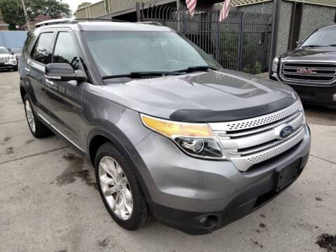 2013 Ford Explorer for sale at Gus's Used Auto Sales in Detroit MI