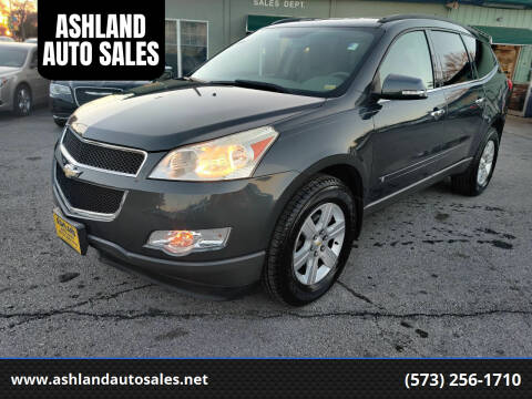 2010 Chevrolet Traverse for sale at ASHLAND AUTO SALES in Columbia MO