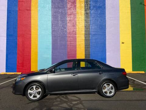 2013 Toyota Corolla for sale at JOSE MESA AUTO WHOLESALE , LLC in Portland OR