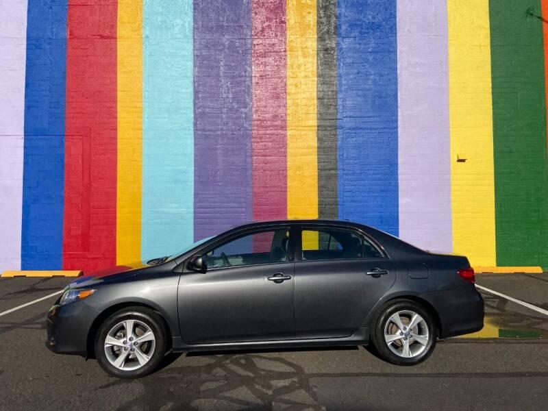 2013 Toyota Corolla for sale at JOSE MESA AUTO WHOLESALE , LLC in Portland OR
