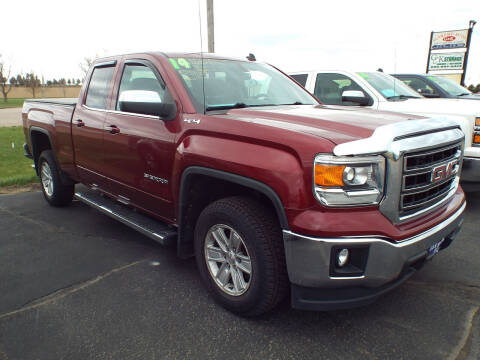 2014 GMC Sierra 1500 for sale at G & K Supreme in Canton SD