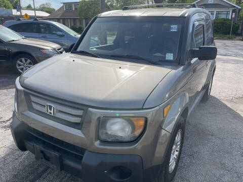 2007 Honda Element for sale at Best Deal Motors in Saint Charles MO
