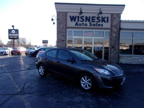 2010 Mazda MAZDA3 for sale at Wisneski Auto Sales, Inc. in Green Bay WI