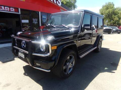 2009 Mercedes-Benz G-Class for sale at Phantom Motors in Livermore CA