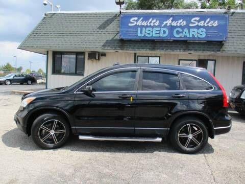 2009 Honda CR-V for sale at SHULTS AUTO SALES INC. in Crystal Lake IL