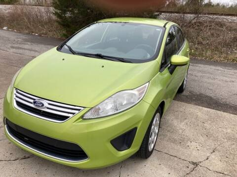 2011 Ford Fiesta for sale at 1A Auto Mart Inc in Smyrna TN