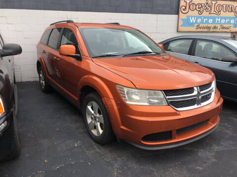 2011 Dodge Journey for sale at Holiday Auto Sales in Grand Rapids MI