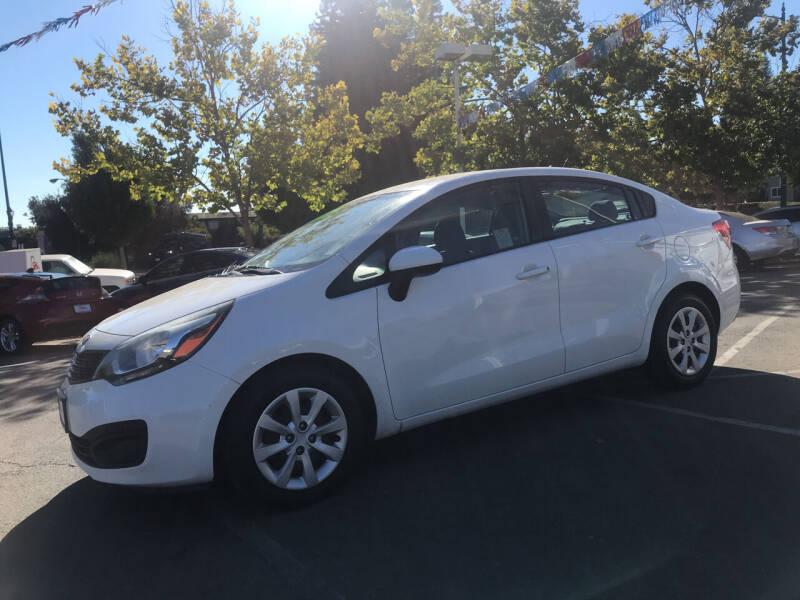 2012 Kia Rio for sale at Autos Wholesale in Hayward CA