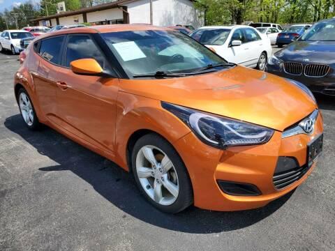 2015 Hyundai Veloster for sale at Prospect Auto Mart in Peoria IL