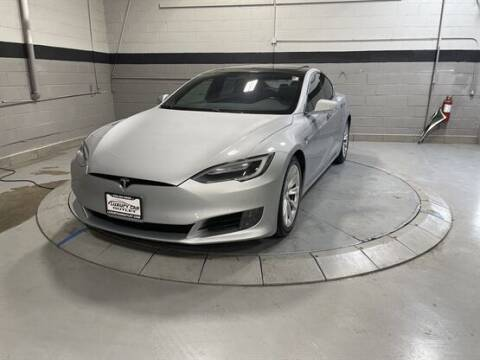 2016 Tesla Model S for sale at Luxury Car Outlet in West Chicago IL
