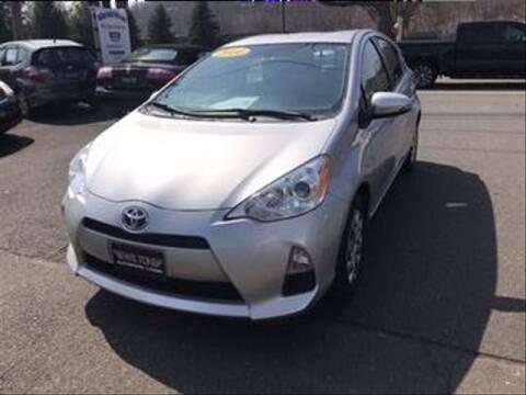 2014 Toyota Prius c for sale at Wilton Auto Park.com in Wilton CT