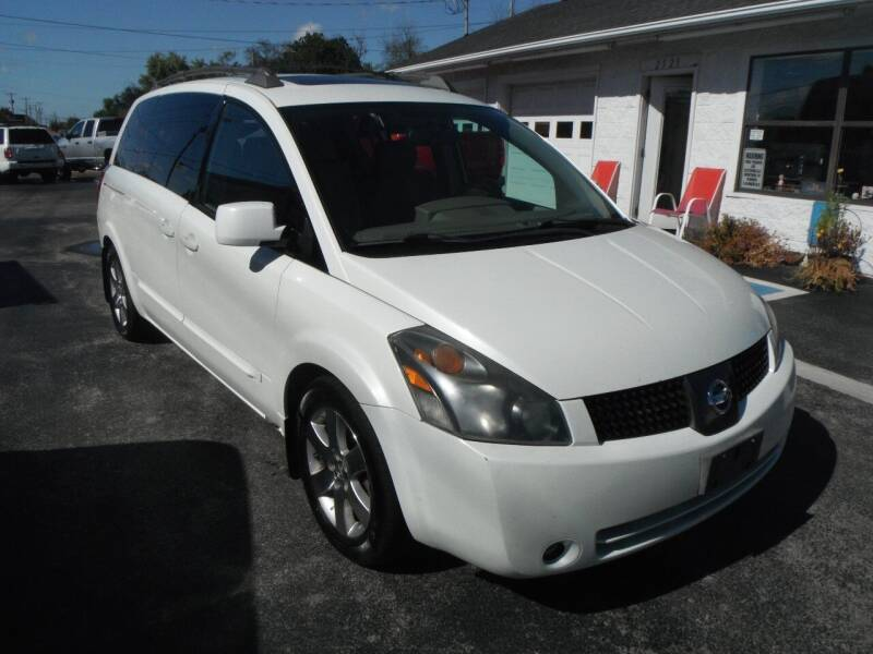 2004 Nissan Quest for sale at Morelock Motors INC in Maryville TN
