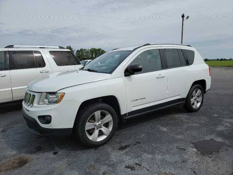 2013 Jeep Compass for sale at Pack's Peak Auto in Hillsboro OH