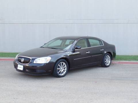 2008 Buick Lucerne for sale at CROWN AUTOPLEX in Arlington TX