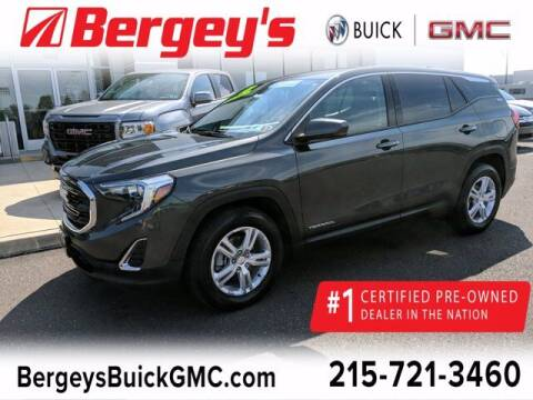 2018 GMC Terrain for sale at Bergey's Buick GMC in Souderton PA