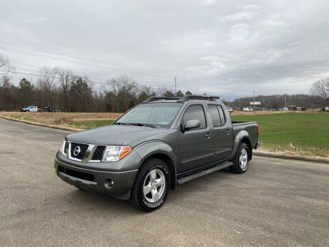 2006 Nissan Frontier for sale at Tennessee Valley Wholesale Autos LLC in Huntsville AL