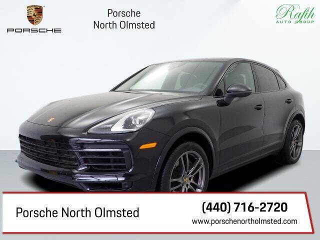 2021 Porsche Cayenne for sale in North Olmsted, OH