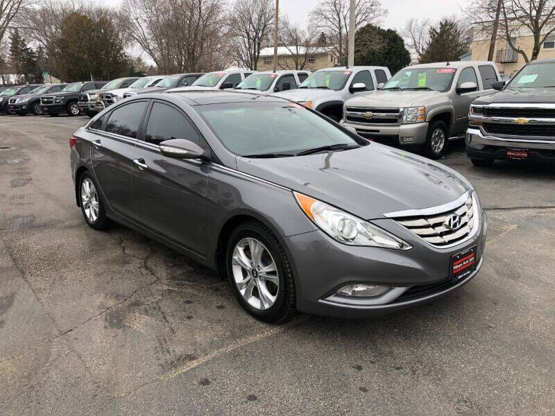 2012 Hyundai Sonata for sale at WILLIAMS AUTO SALES in Green Bay WI