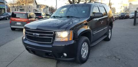 2007 Chevrolet Tahoe for sale at Motor City in Roxbury MA