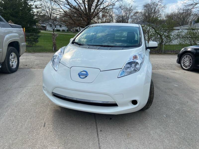 2015 Nissan LEAF for sale at 3M AUTO GROUP in Elkhart IN
