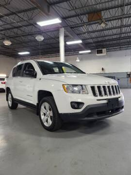 2011 Jeep Compass for sale at Brian's Direct Detail Sales & Service LLC. in Brook Park OH