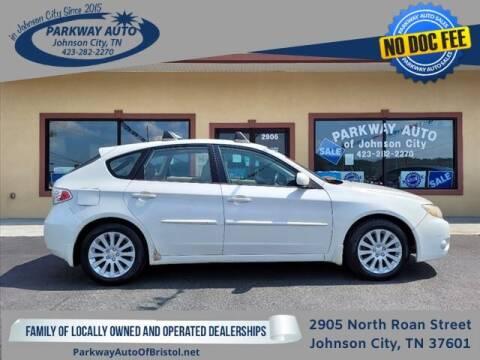 2011 Subaru Impreza for sale at PARKWAY AUTO SALES OF BRISTOL - PARKWAY AUTO JOHNSON CITY in Johnson City TN