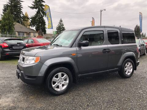 2009 Honda Element for sale at A & V AUTO SALES LLC in Marysville WA