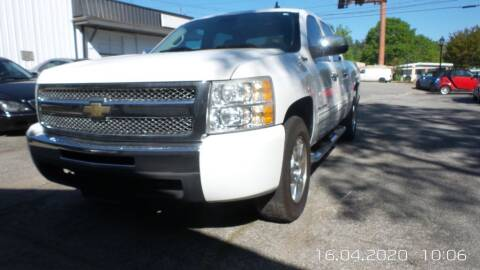 2010 Chevrolet Silverado 1500 Hybrid for sale at E-Motorworks in Roswell GA