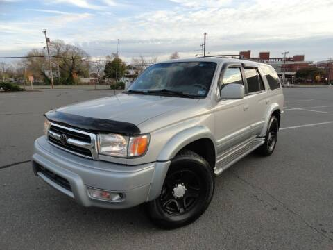 2000 Toyota 4Runner for sale at TJ Auto Sales LLC in Fredericksburg VA