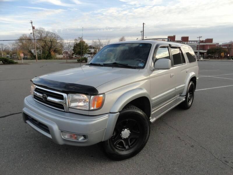 2000 Toyota 4Runner for sale at TJ Auto Sales LLC in Fredericksburg VA