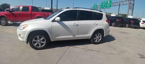 2012 Toyota RAV4 for sale at AUTOTEX FINANCIAL in San Antonio TX