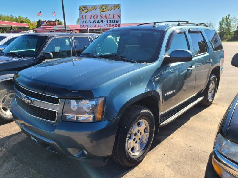 2009 Chevrolet Tahoe for sale at Rum River Auto Sales in Cambridge MN