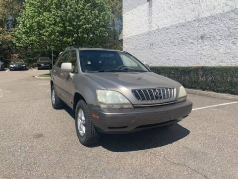 2002 Lexus RX 300 for sale at Select Auto in Smithtown NY