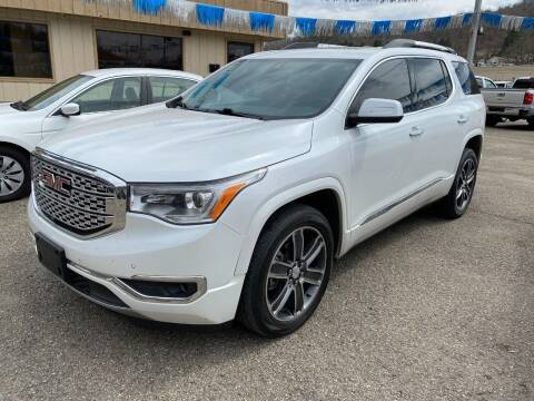 2017 GMC Acadia for sale at Matt Jones Preowned Auto in Wheeling WV