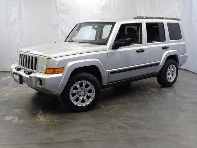 2006 Jeep Commander for sale at United Auto Exchange in Addison IL
