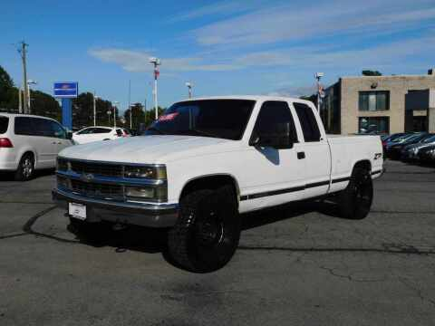 1997 Chevrolet C/K 1500 Series for sale at Paniagua Auto Mall in Dalton GA