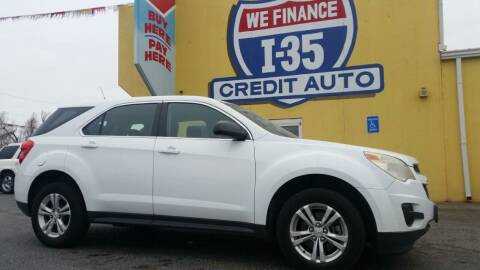 2012 Chevrolet Equinox for sale at Buy Here Pay Here Lawton.com in Lawton OK